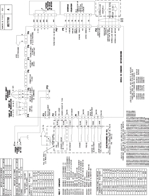 small resolution of page 2 of 2 graphic1 kenmore washer wiring sheet 110 27092602