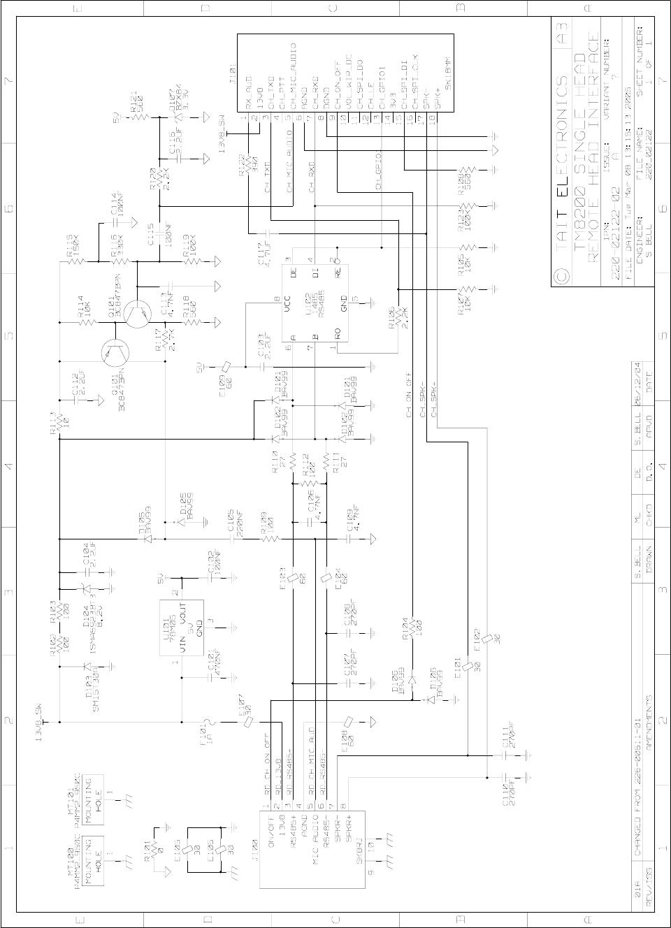 TM8100/TM8200 Accessories Manual TM8000/TM8100 8200 Manual