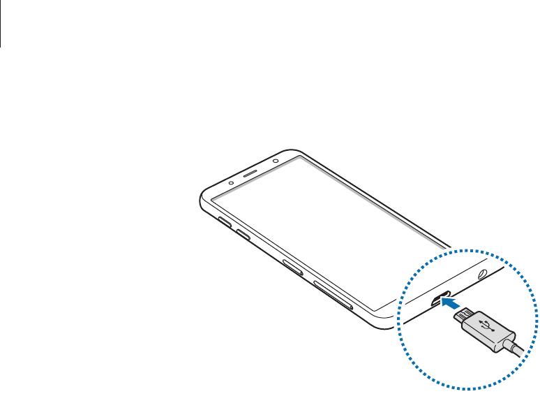 Samsung Galaxy J6 Manual SM J600 UM EU Oreo Eng Rev.1.0 180517