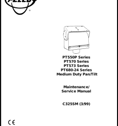 pelco camera accessories pt570 users manual pt550p series pt573 board a as well pelco ptz camera wiring diagram on pelco ptz wiring [ 975 x 1376 Pixel ]