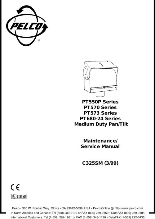 small resolution of pelco camera accessories pt570 users manual pt550p series pt573 board a as well pelco ptz camera wiring diagram on pelco ptz wiring