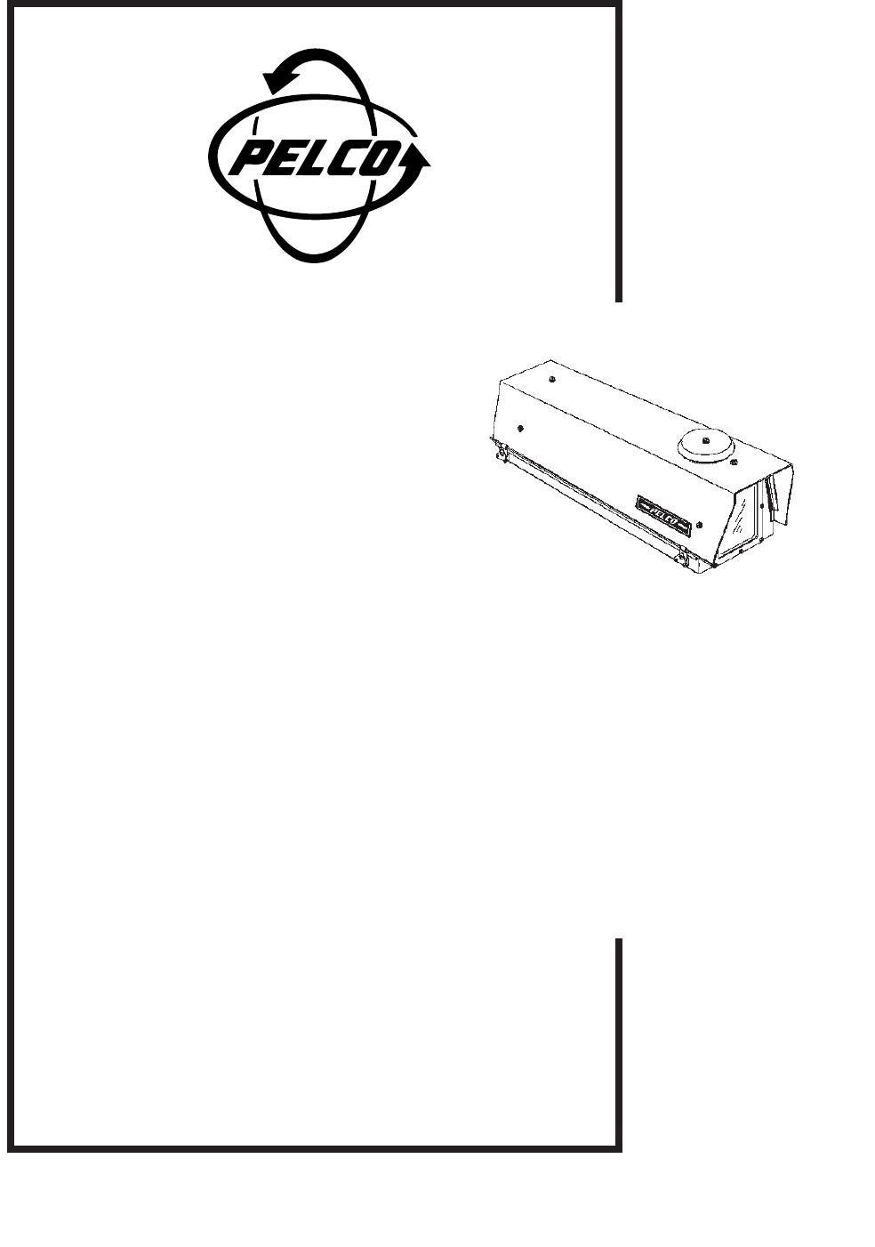 medium resolution of pelco manual c411m d 1 96 17