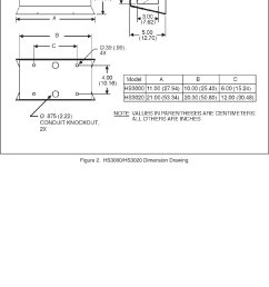 page 11 of 12 pelco pelco pelco security camera hs3020  [ 977 x 1428 Pixel ]