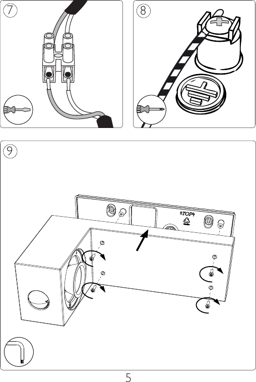 Philips 16943/87/16 User Manual Lynhåndbog 169438716 Qsg Dan