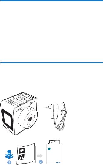 Philips AJ4800/12 User Manual Felhasználói Kézikönyv