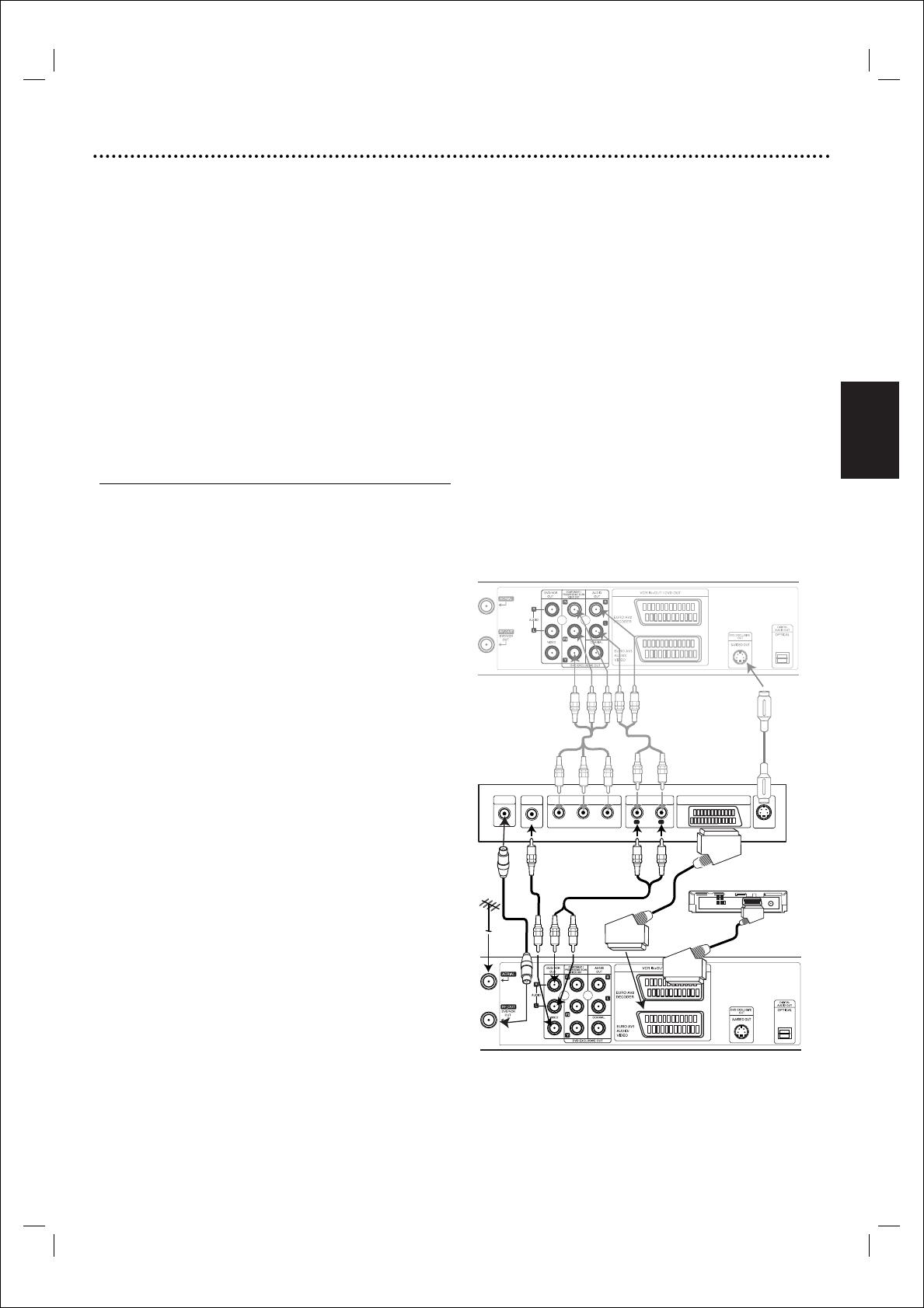Philips DVP721VR/00 079 116_DVD721VR_Ger_00x1 User Manual