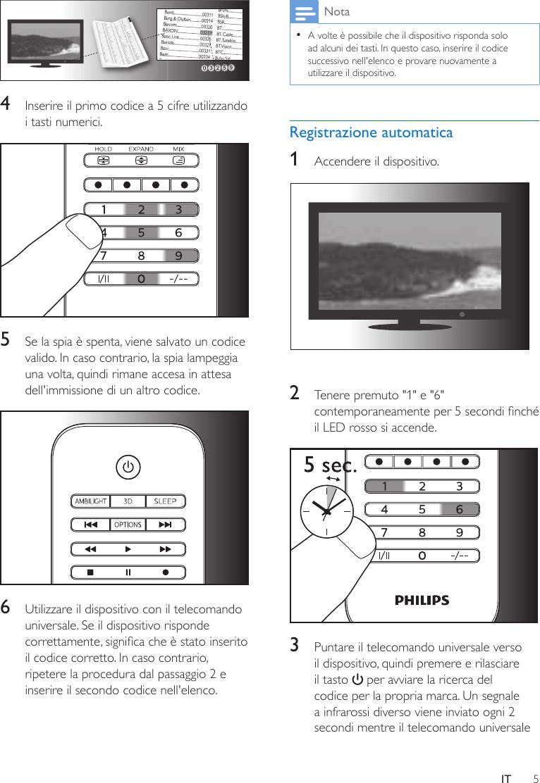 Philips SRP6011/10 User Manual Gebruiksaanwijzing Srp6011