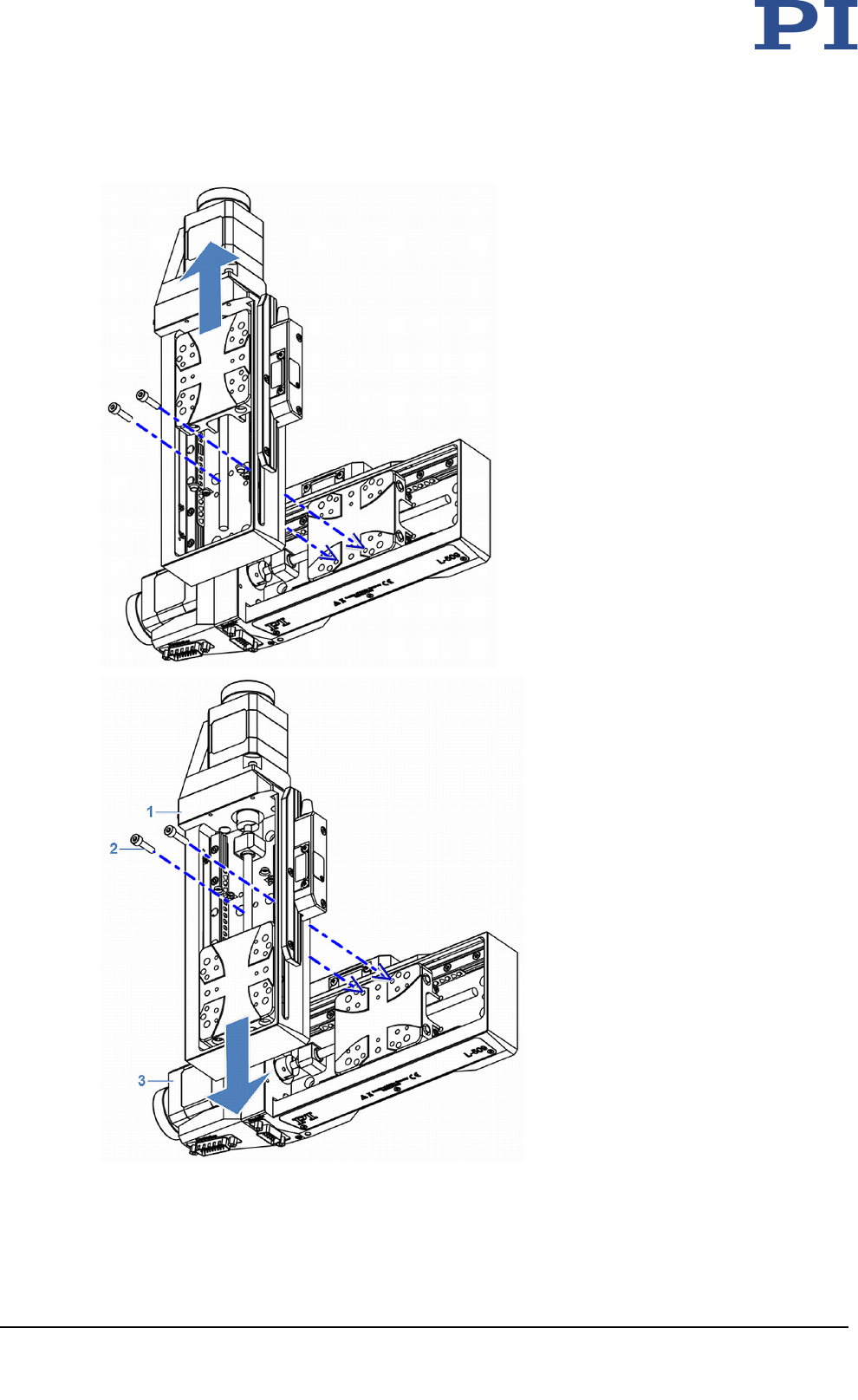 Physik Instrumente L 509 User Manual MP141E110