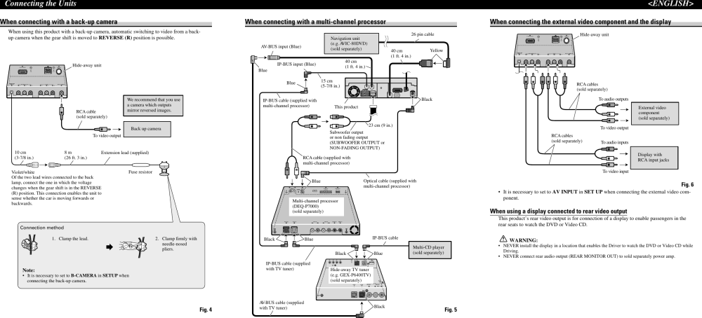medium resolution of page 3 of 8 pioneer crd3782 a if not then 2038105installation manual avh
