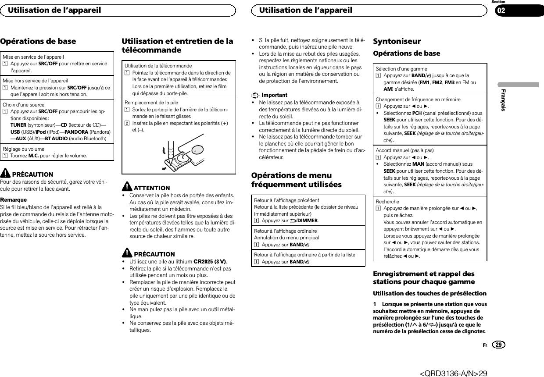 pioneer deh 4500bt manual pdf