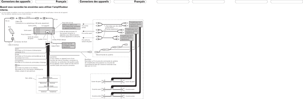 medium resolution of page 6 of 6 pioneer pioneer deh p500ub users manual