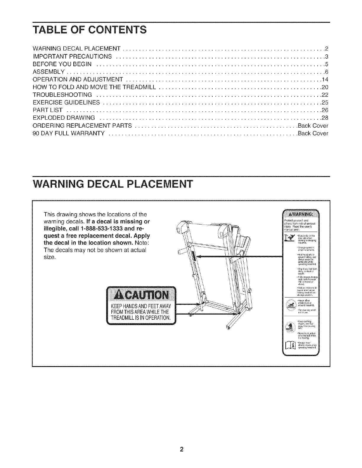 hight resolution of proform 831248650 user manual xp crosswalk 580 manuals and guides l0808126