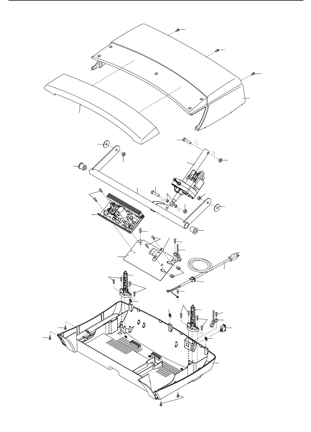 Proform Pftl101132 Zt10 Treadmill Users Manual
