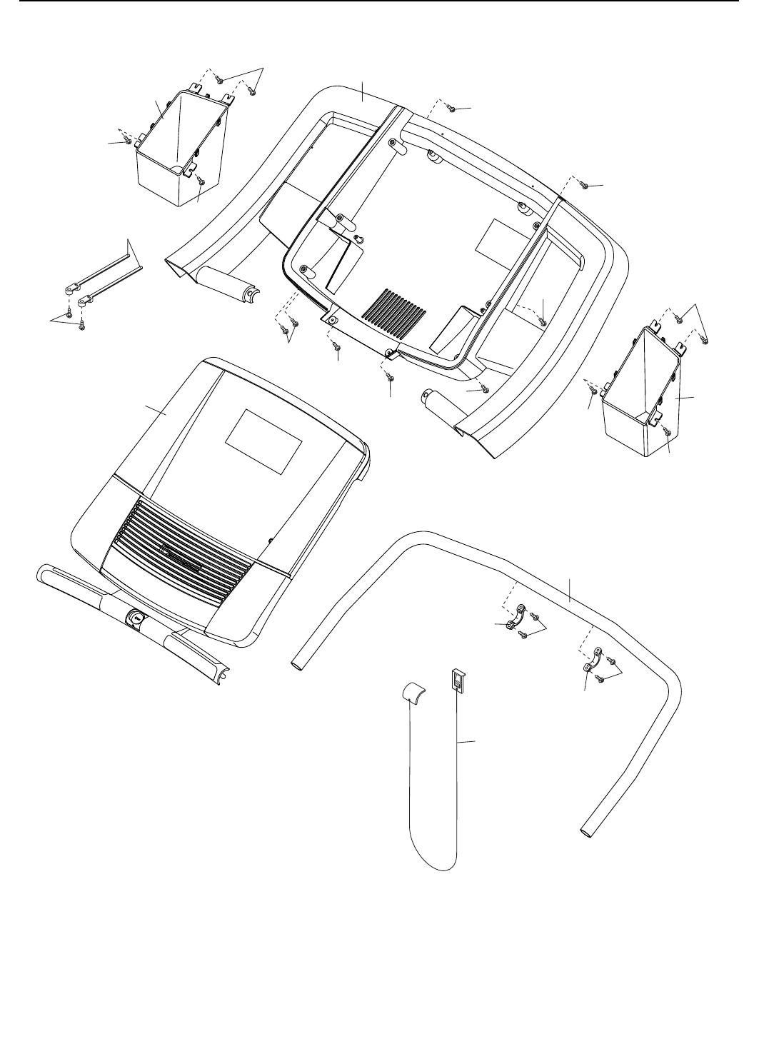 Proform Pftl606140 Sport 500 S Treadmill Users Manual