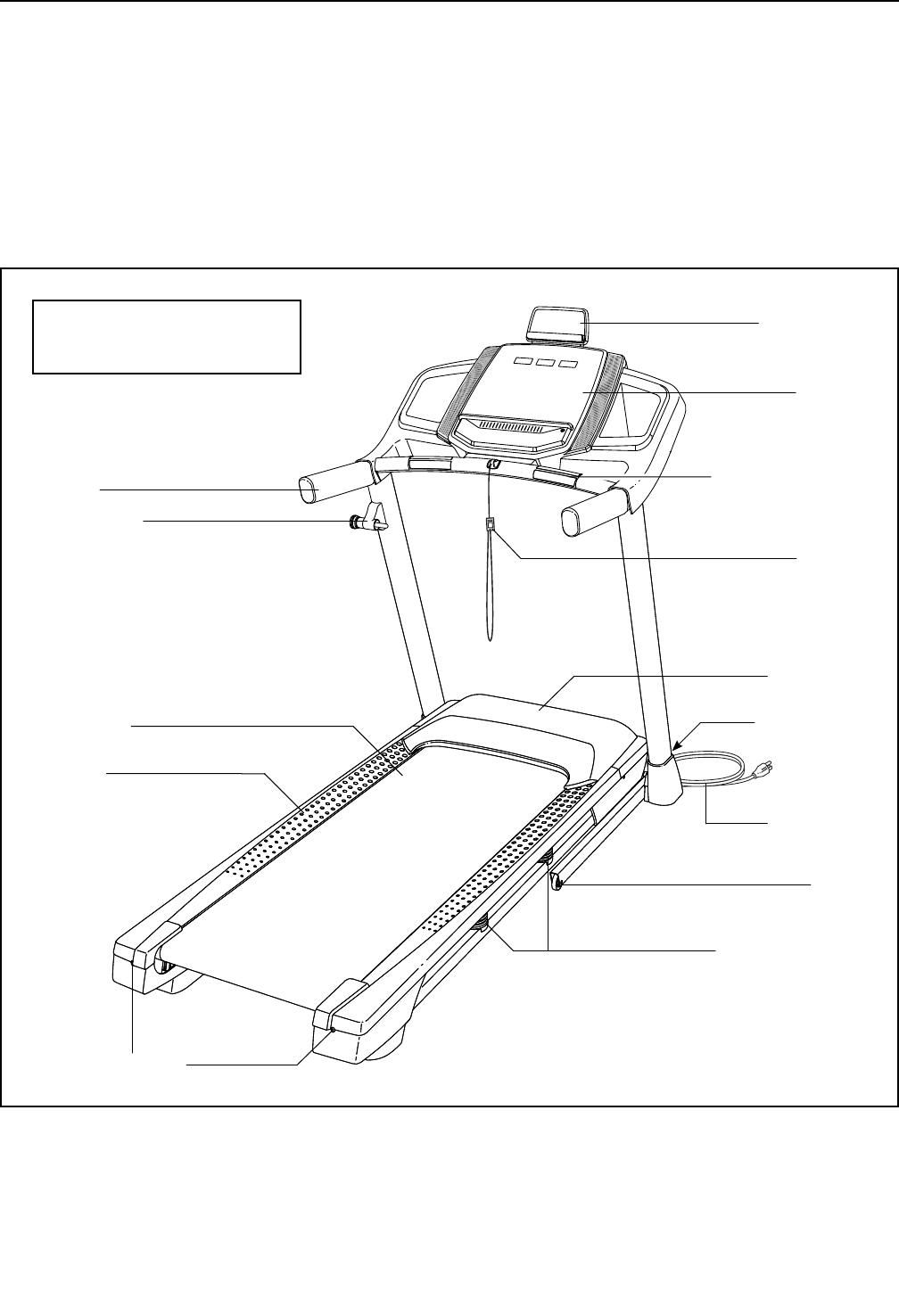 Proform Pftl700140 Performance 500 Treadmill Users Manual