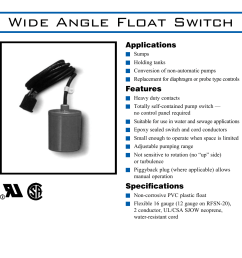 two float switch system schematic [ 1087 x 1500 Pixel ]