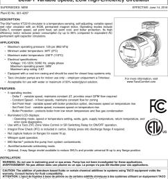 taco pump wiring diagram 007 capacitor [ 1120 x 1536 Pixel ]