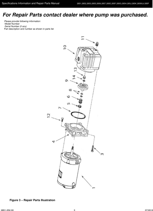 small resolution of page 3 of 8 537184 3 amt cast iron centrifugal pump repair parts user manual