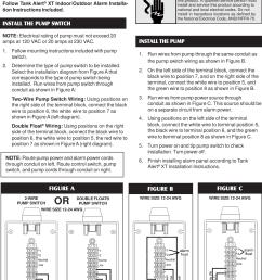 tank alert xt source 1011020g tb wiring instr pmd 550334 4 sje rhombus [ 1091 x 1544 Pixel ]