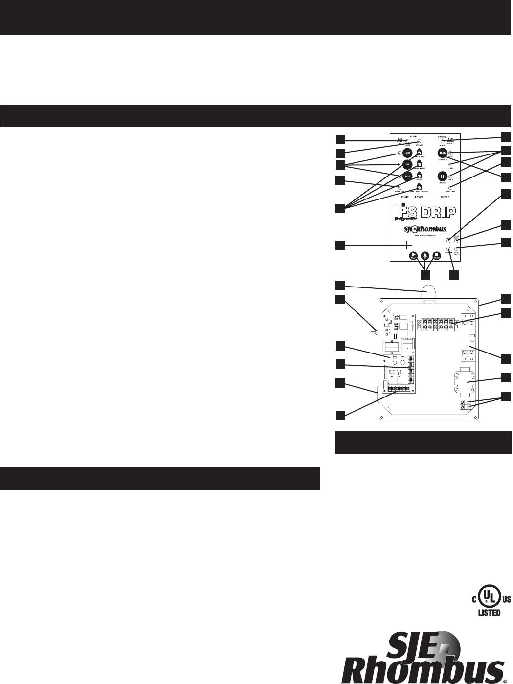 Rhombus Wiring Diagram Warning Light
