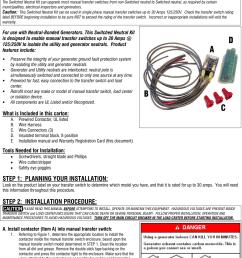 generac transfer switch wiring pdf [ 1125 x 1519 Pixel ]