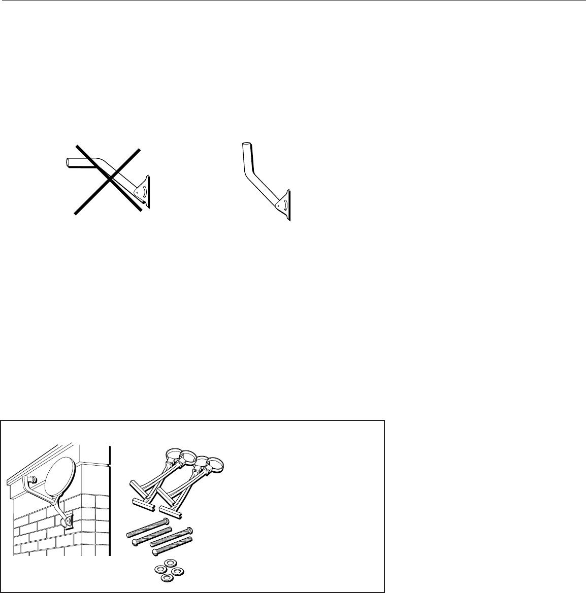 RCA Satellite TV Antenna 15347490.00.(cover) User Manual
