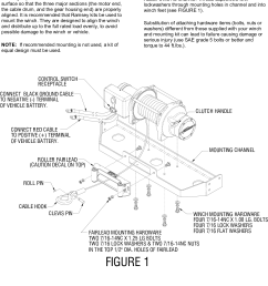 page 5 of 12 ramsey ramsey front mount electric winch  [ 1144 x 1558 Pixel ]