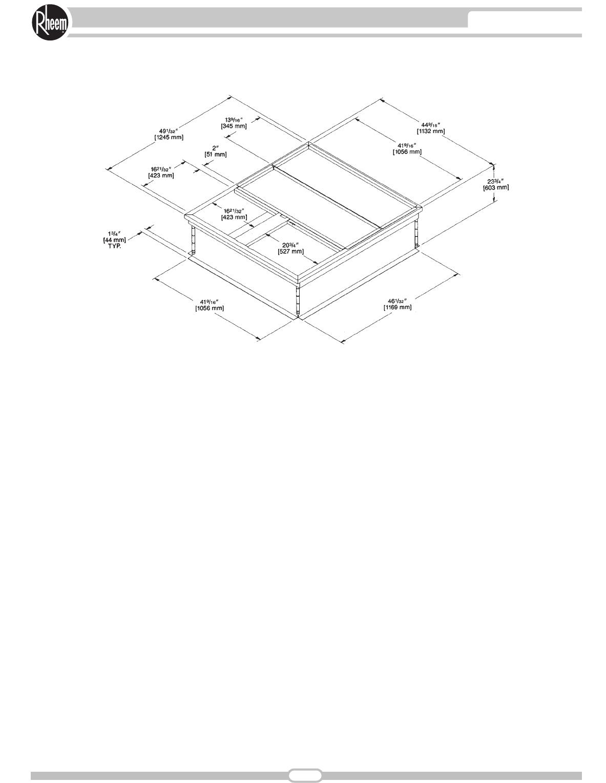 Rheem Rsna B Series Users Manual