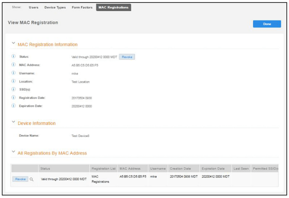 Ruckus Configuring Cloudpath To Support MAC Registration