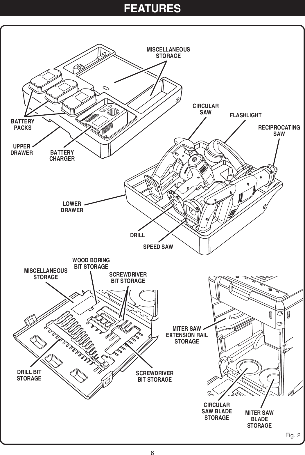 Ryobi Spc18 Mk618K3 Owner S Manual Six_pack_080_eng