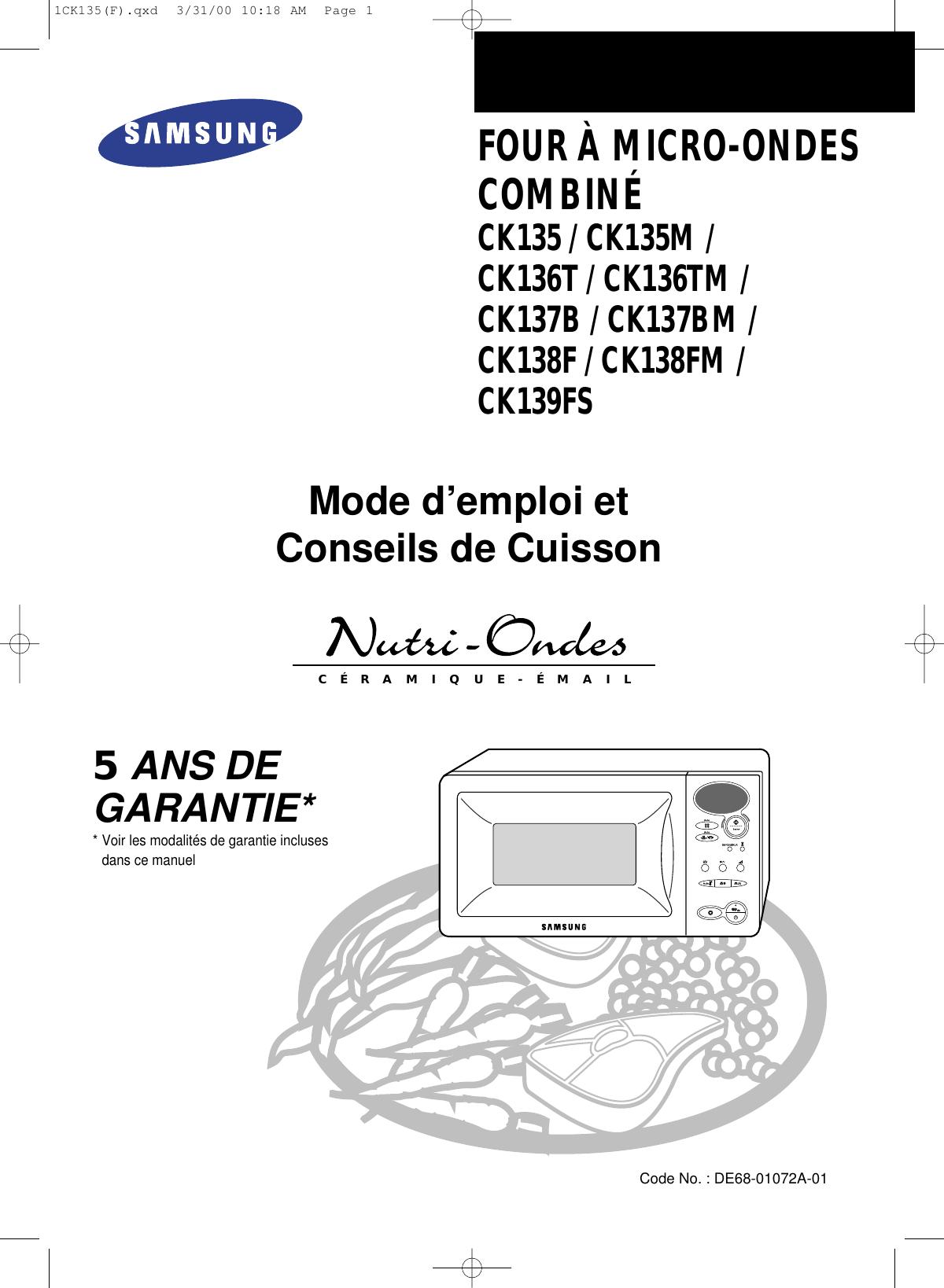 Four Combine Samsung Mode Demploi