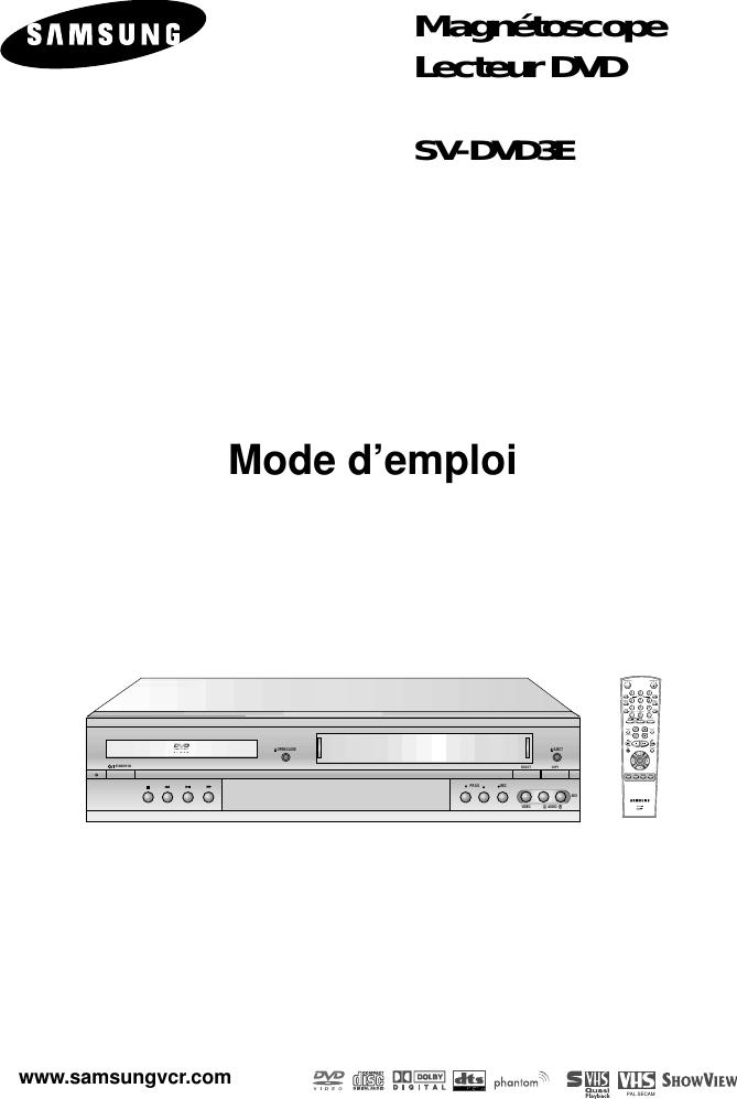 Samsung SV DVD3E 20040105095639218 XENB F