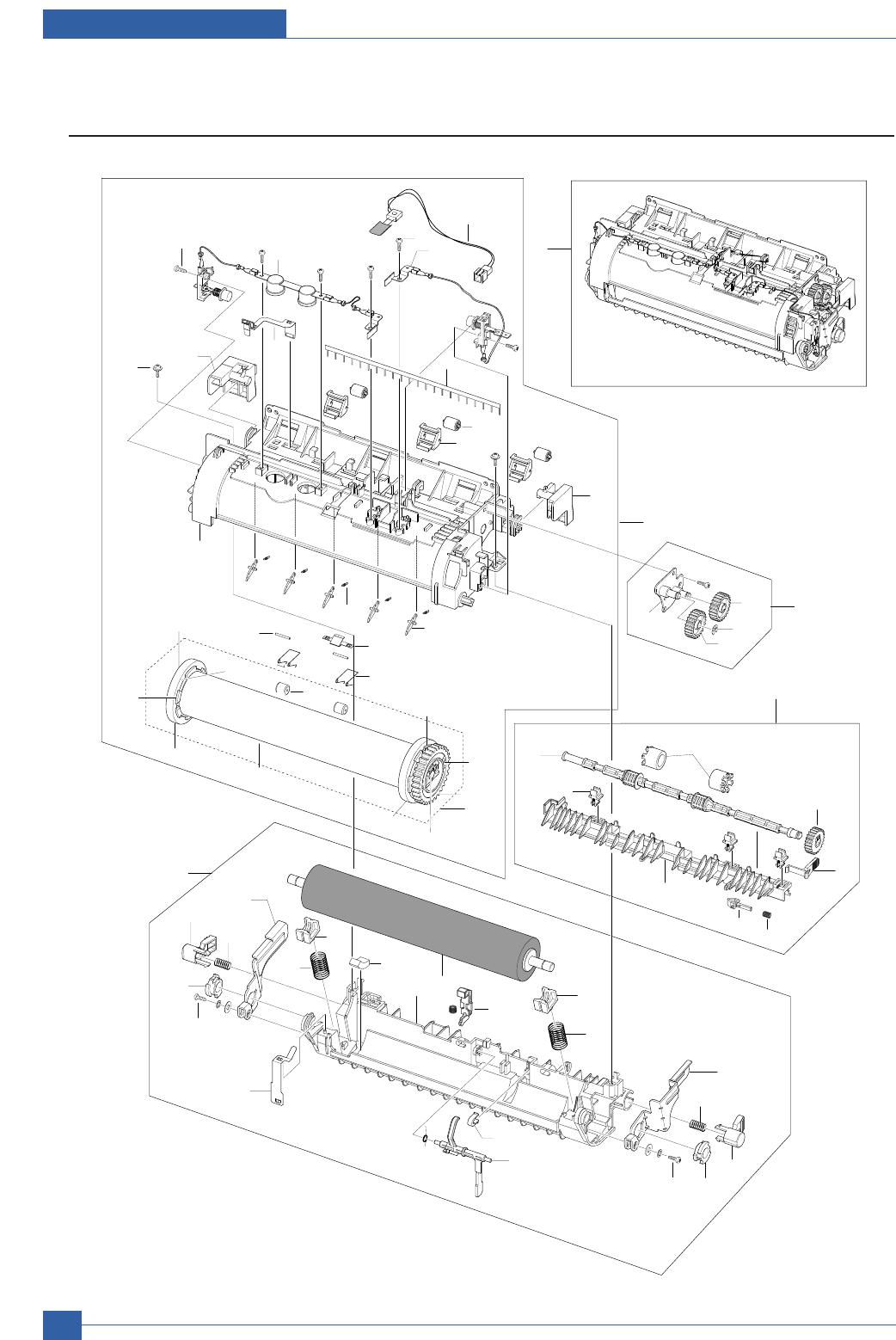 Samsung Printer Ml 4550 Users Manual