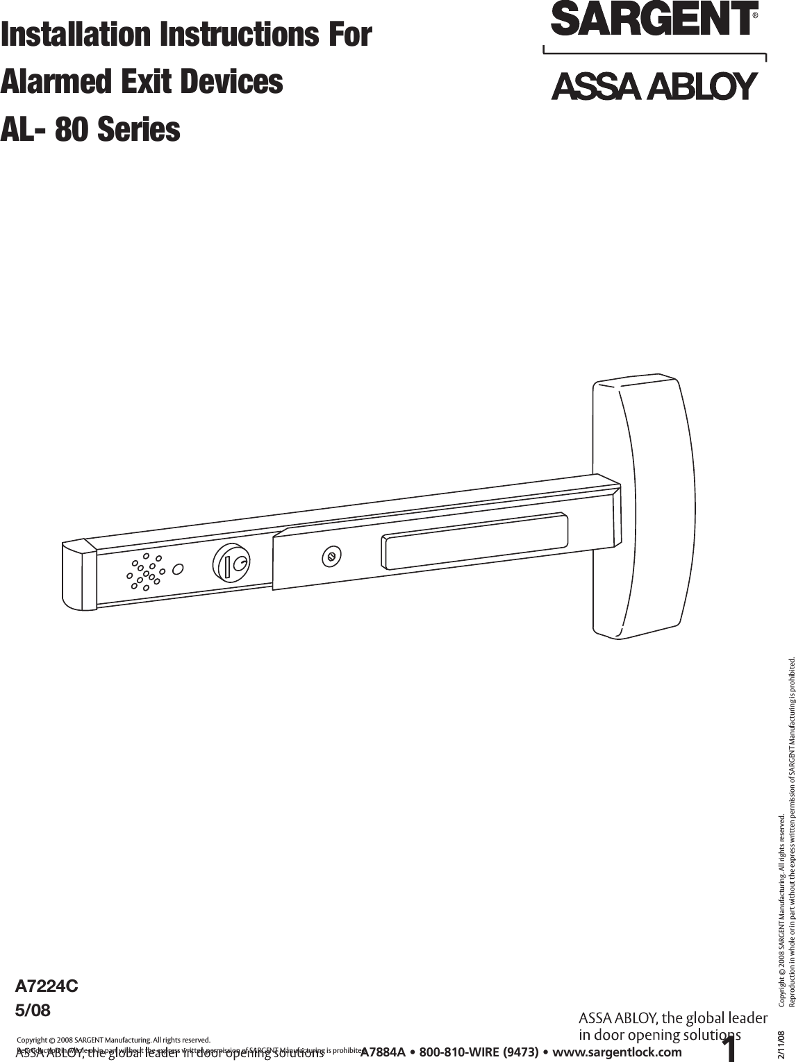 hight resolution of alarmed exit wire diagram