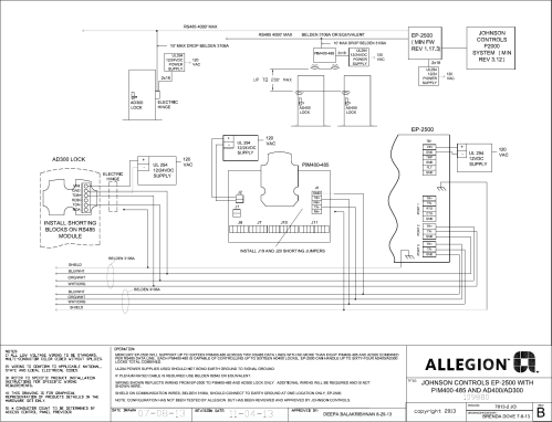 small resolution of schlage electronics c ad300 ad400 wiring diagram johnson controls ep johnson controls a350p wiring diagram johnson controls wiring diagrams