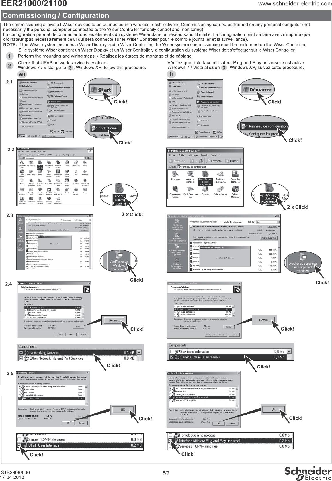 Schneider Electric EER21000 Wiser Controller User Manual