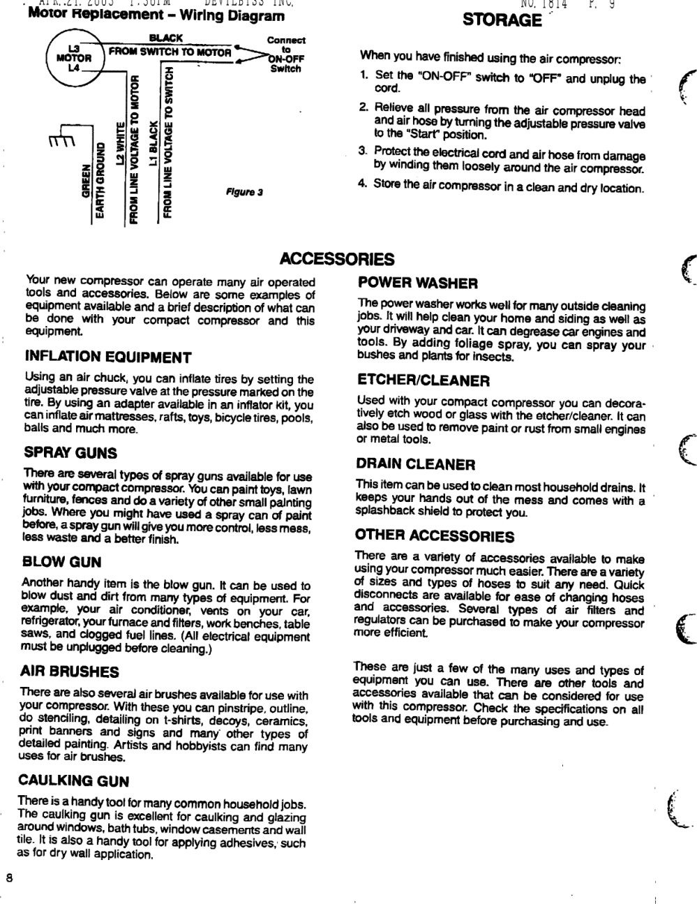 medium resolution of page 8 of 11 sears sears craftsman 919 150270 users