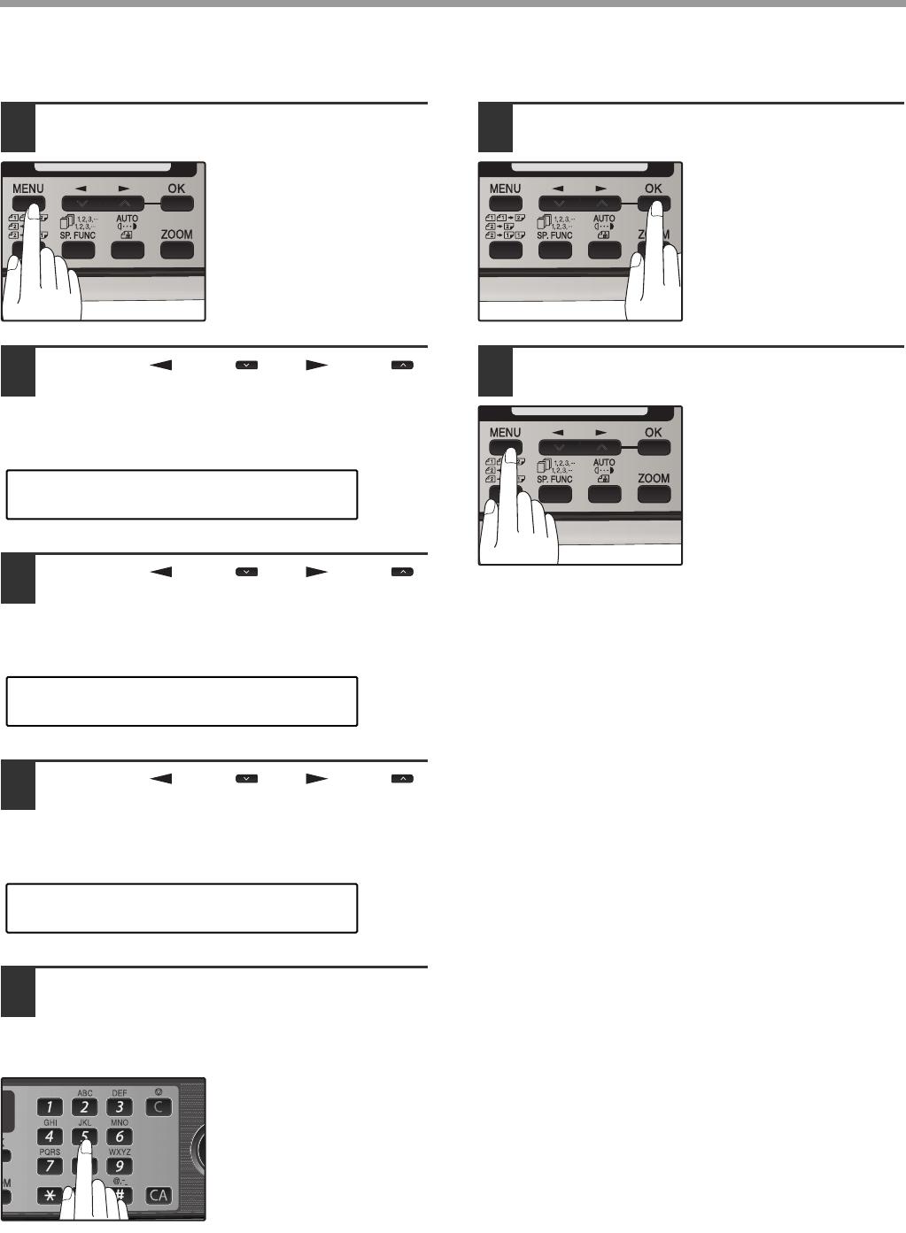 Sharp Fo 2081 Operation Manual