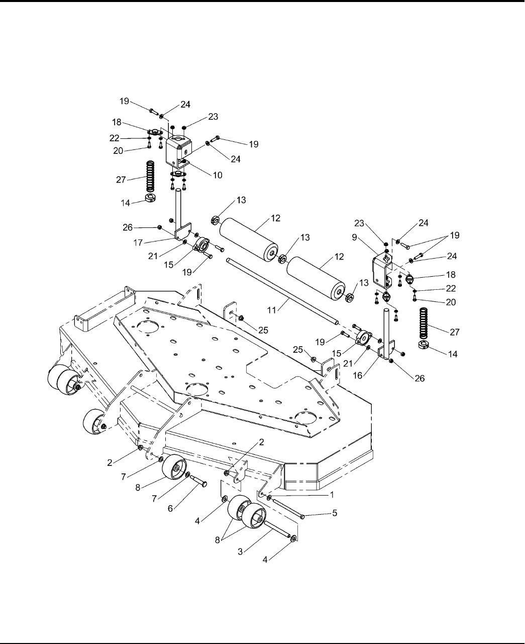 Simplicity 1694768 Parts Manual Citation Series Zero Turn