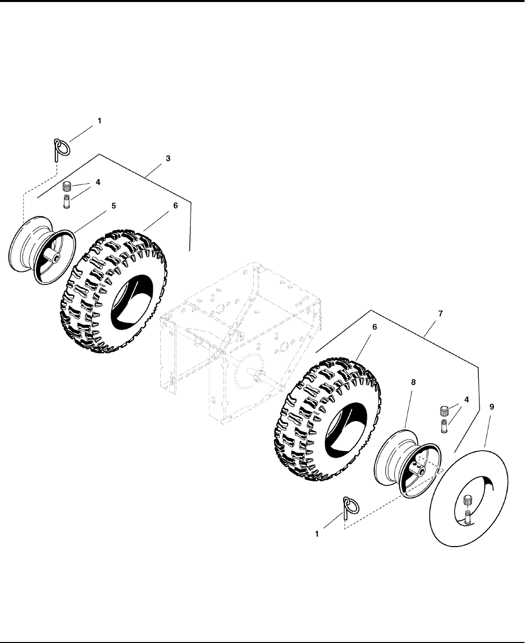 Simplicity 1695303 Parts Manual TP_400_4746_00_LW_S