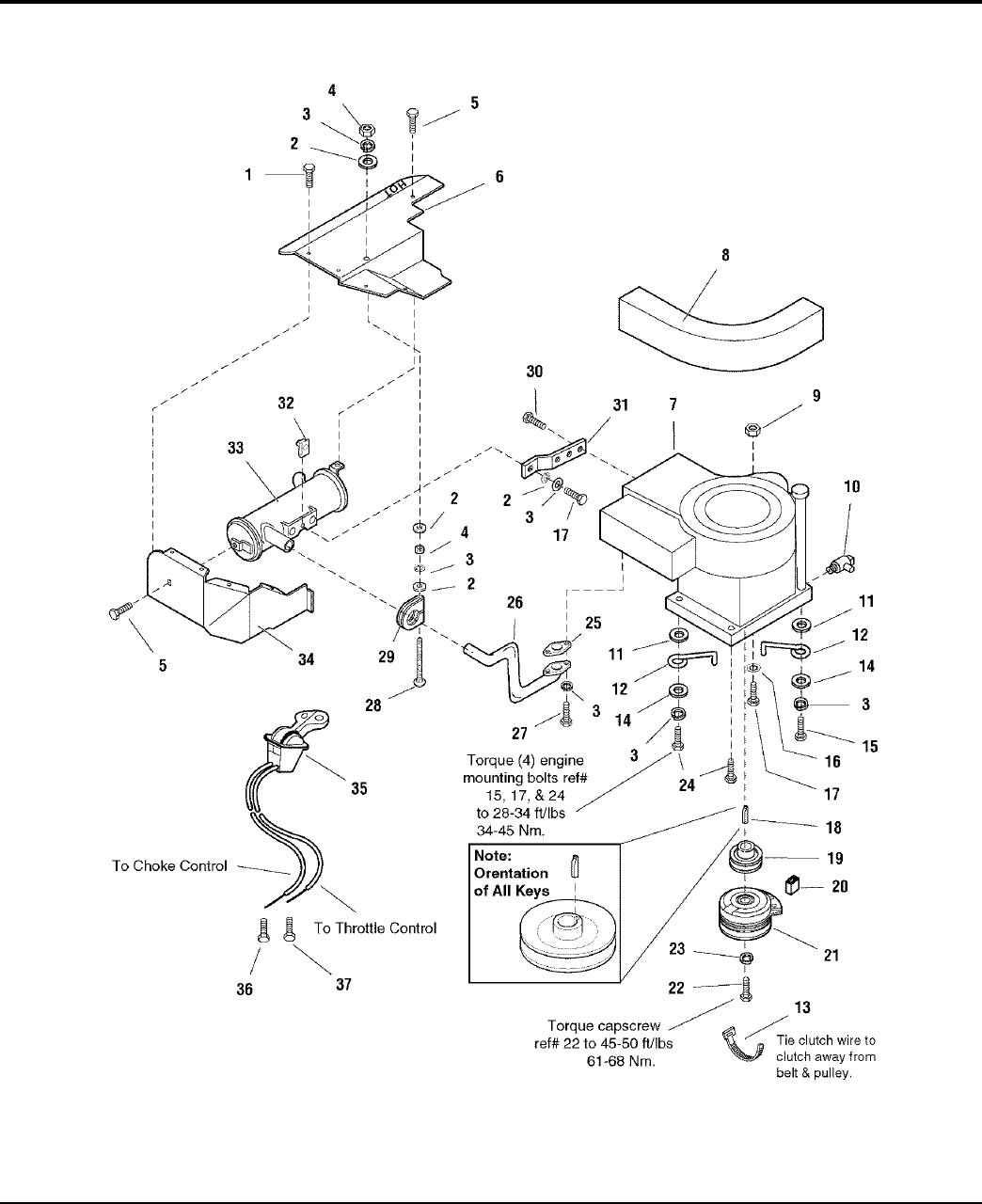 Simplicity 400 Series Parts Manual Coronet / 2400