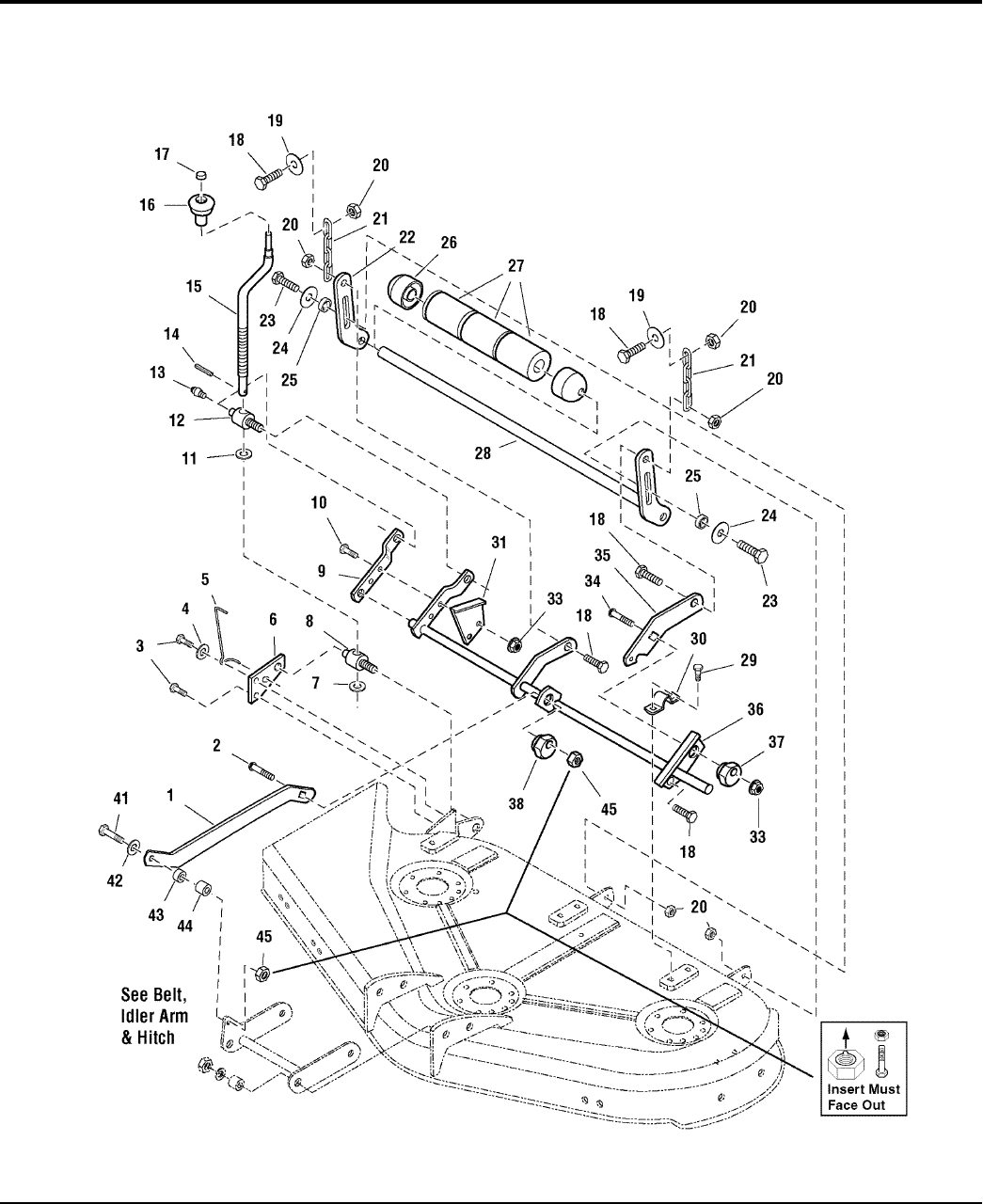 Simplicity Lancer 4400 Parts Manual PartsManual