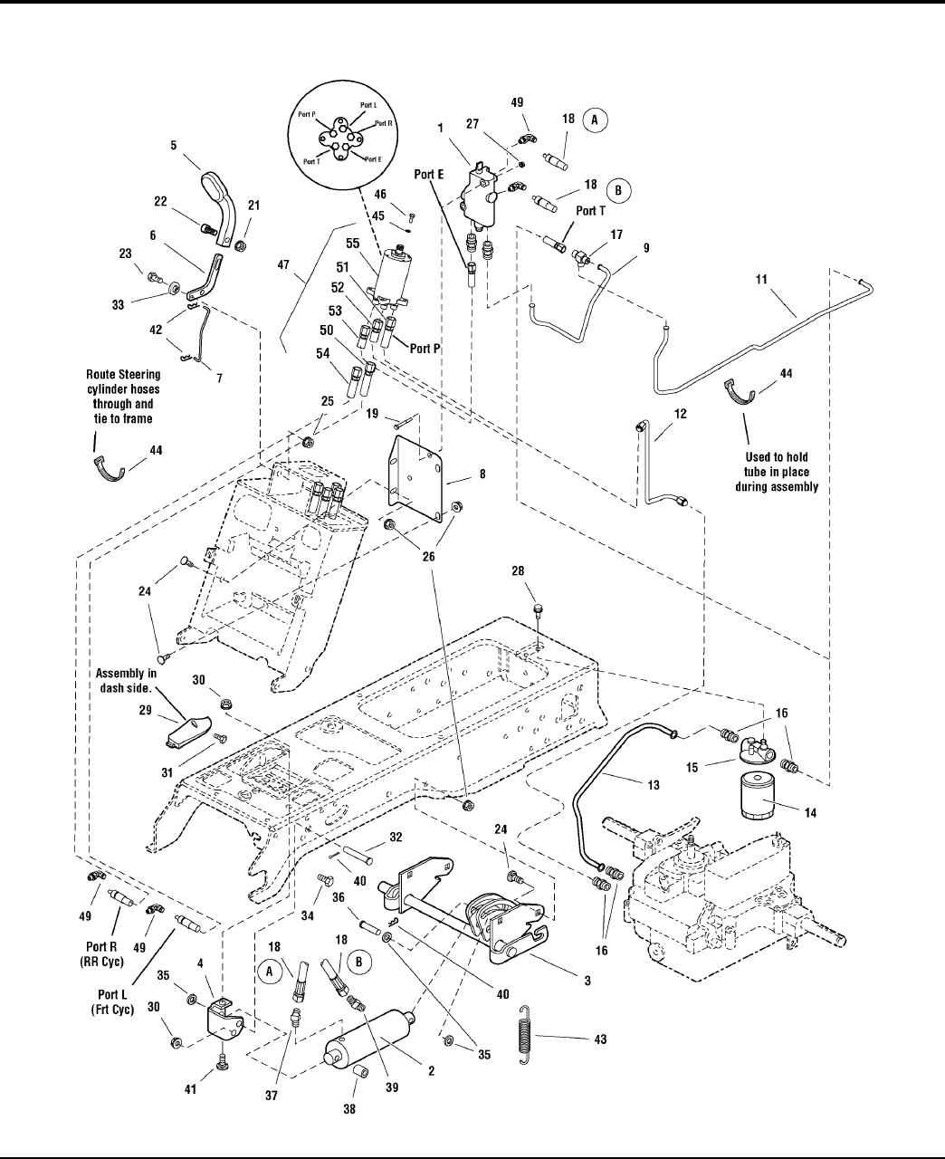 Simplicity Prestige 27Hp Parts Manual Series Garden