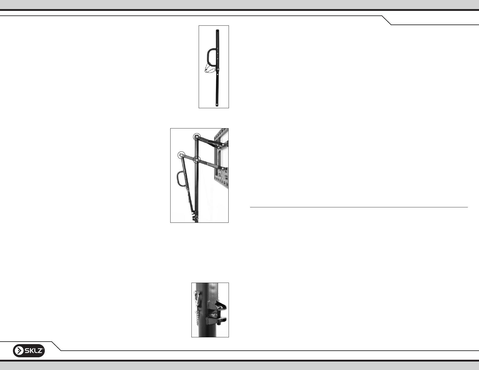 Pro Mini Hoop System Instructions
