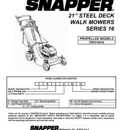 snapper walk behind wiring diagram [ 1224 x 1584 Pixel ]