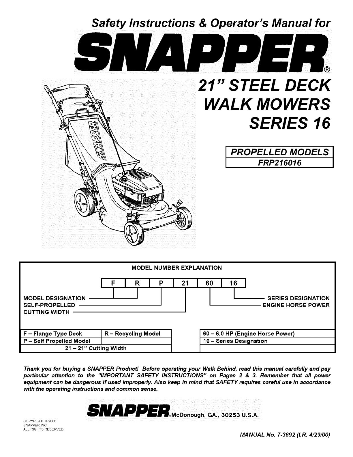 hight resolution of snapper walk behind wiring diagram