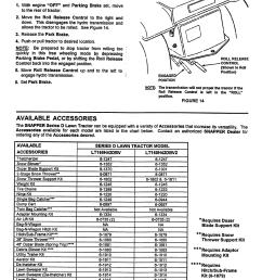 snapper lt160h42cbv2 wiring harness wiring diagram 15488 snapper wiring harness [ 1224 x 1584 Pixel ]