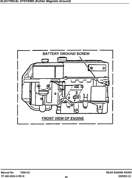 small resolution of magneto wiring schematic kohler engine