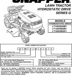 snapper lawn tractor lt145h38 belt diagram [ 1141 x 1512 Pixel ]