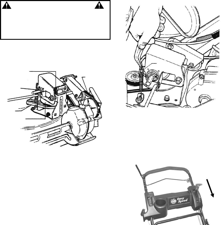 Snapper Rp2167519Bdv Users Manual